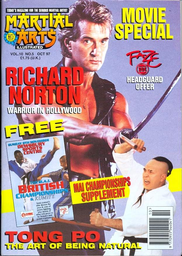 10/97 Martial Arts Illustrated (UK)