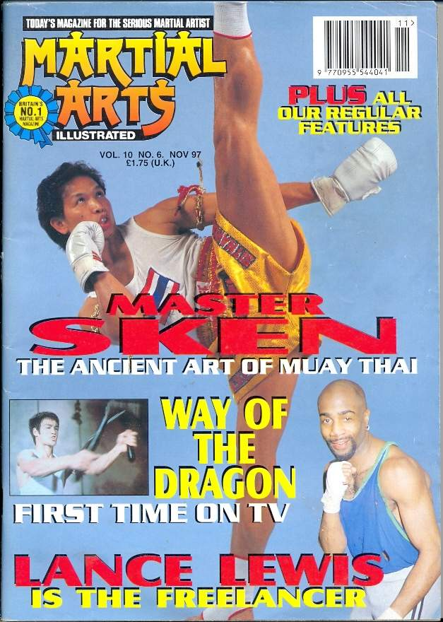 11/97 Martial Arts Illustrated (UK)