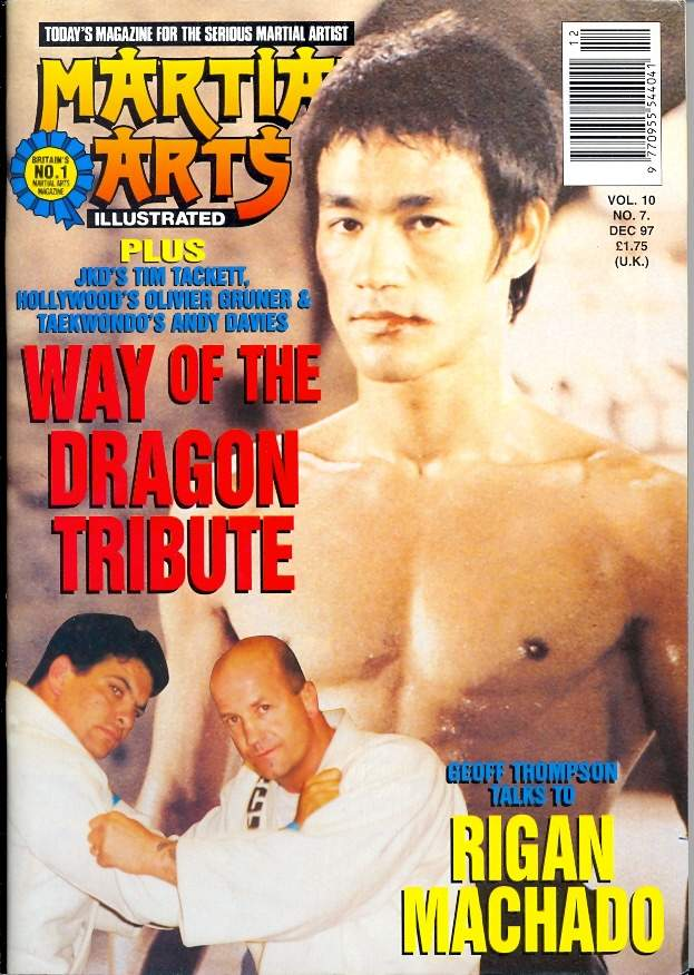 12/97 Martial Arts Illustrated (UK)