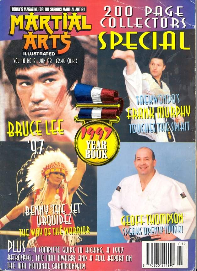 01/98 Martial Arts Illustrated (UK)