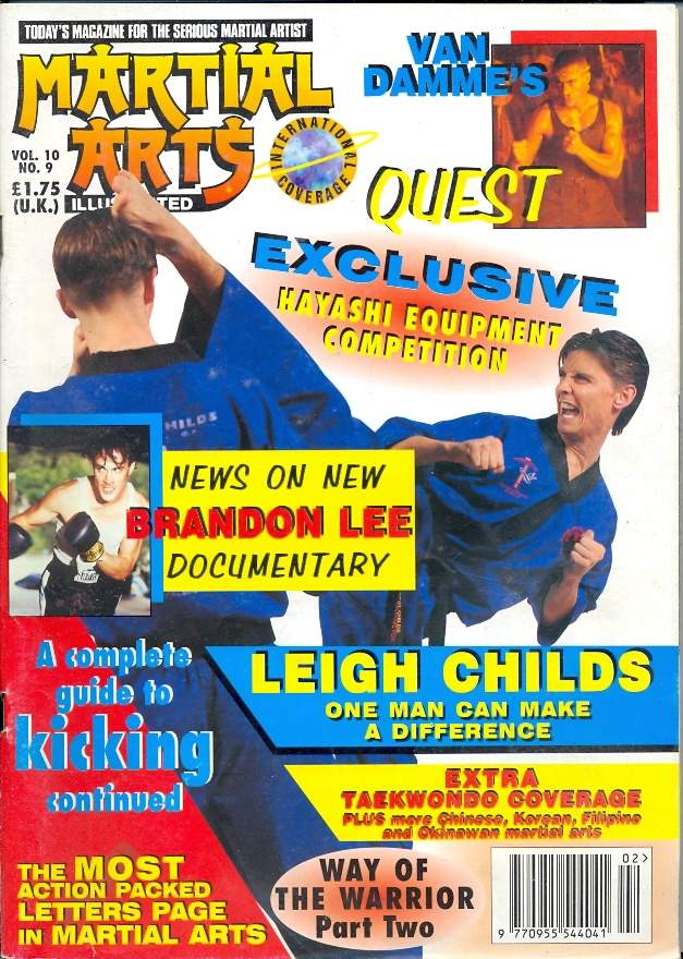 02/98 Martial Arts Illustrated (UK)