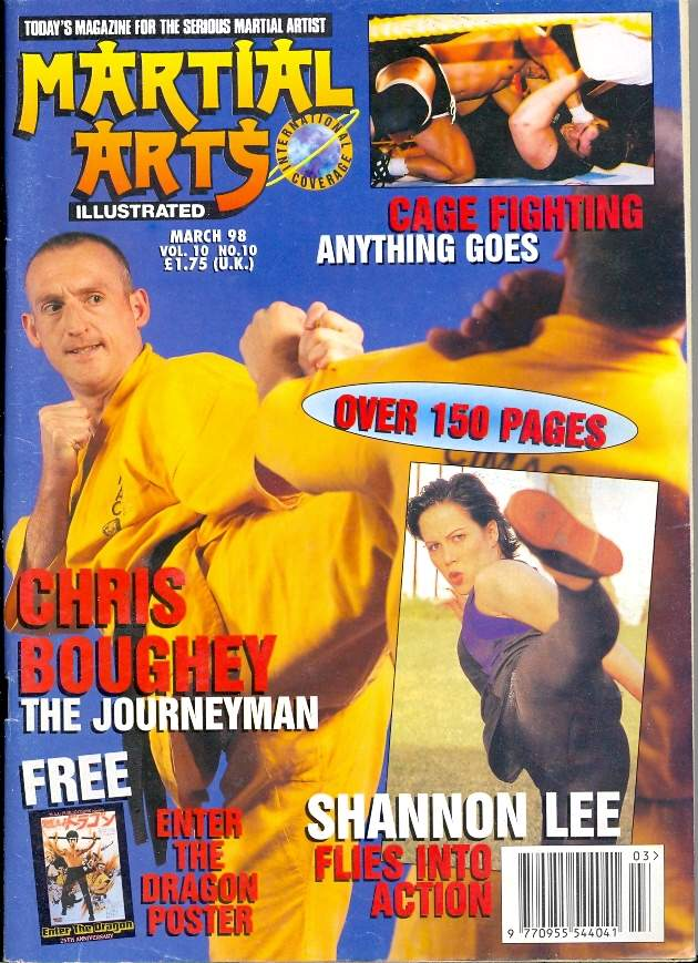 03/98 Martial Arts Illustrated (UK)