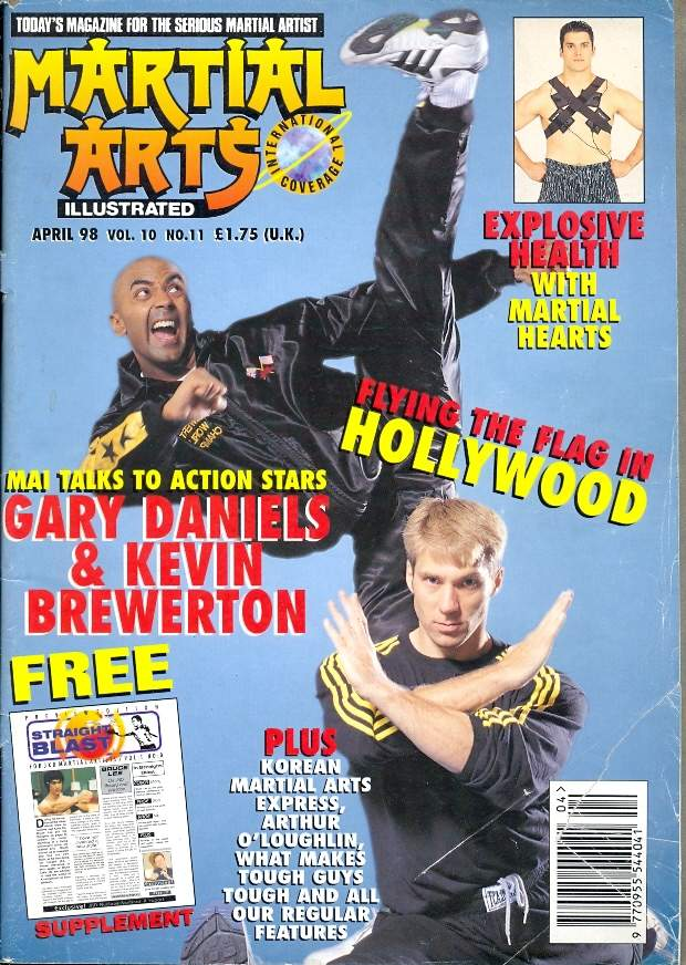 04/98 Martial Arts Illustrated (UK)