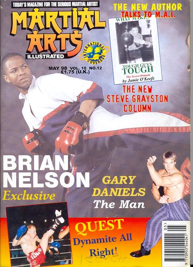 05/98 Martial Arts Illustrated (UK)
