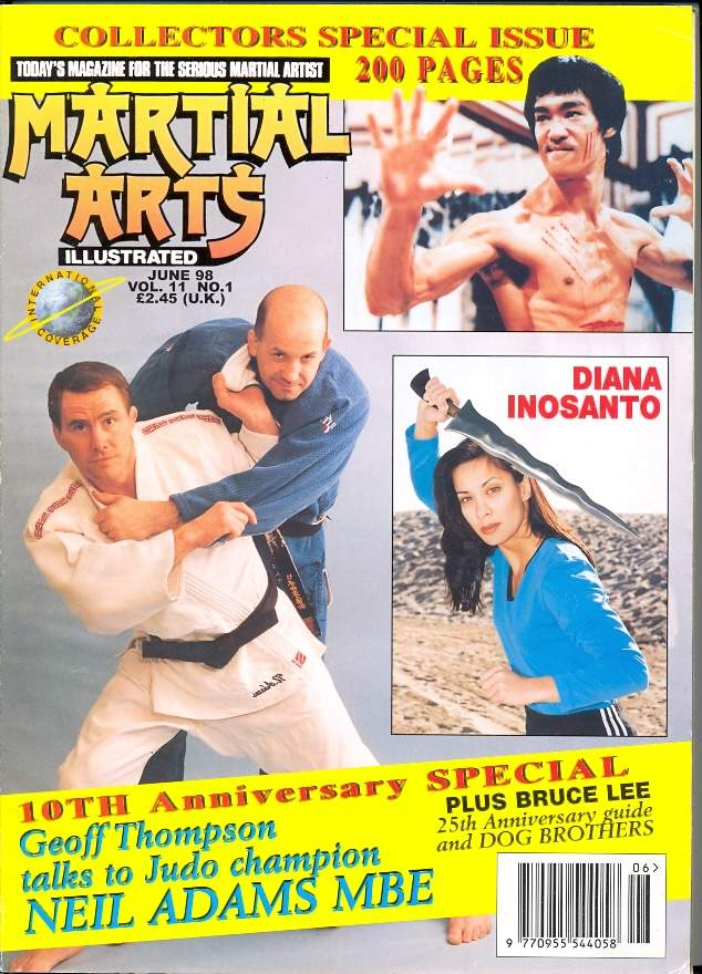 06/98 Martial Arts Illustrated (UK)