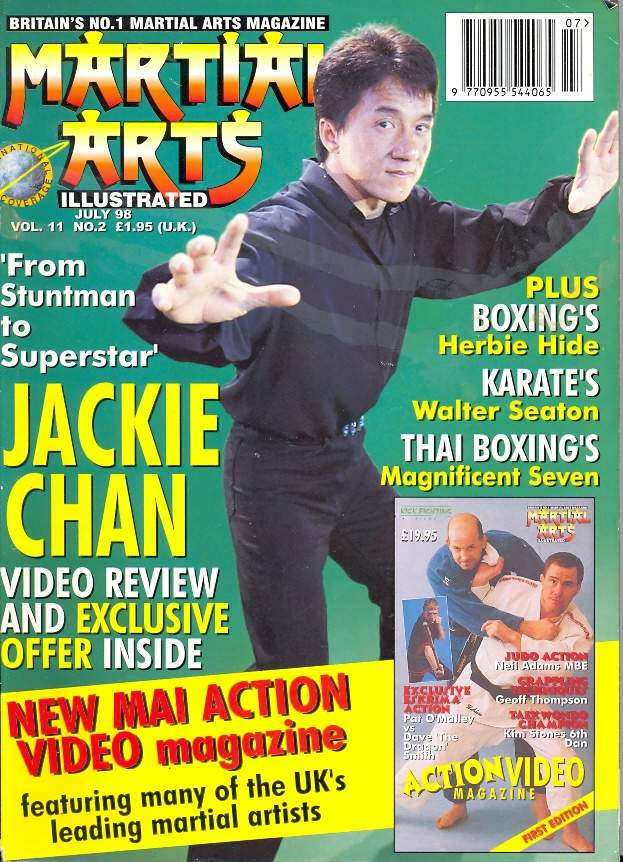 07/98 Martial Arts Illustrated (UK)