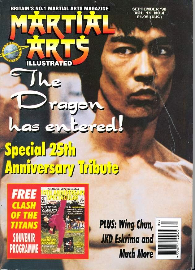 09/98 Martial Arts Illustrated (UK)