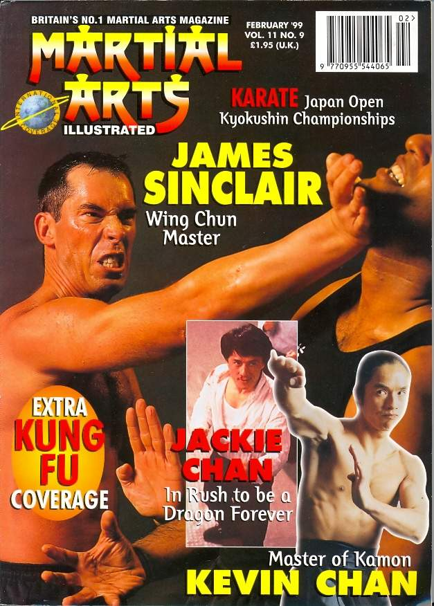 02/99 Martial Arts Illustrated (UK)
