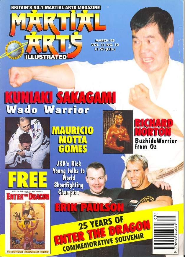 03/99 Martial Arts Illustrated (UK)