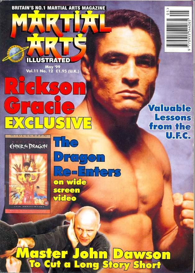 05/99 Martial Arts Illustrated (UK)
