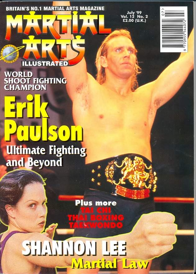 07/99 Martial Arts Illustrated (UK)