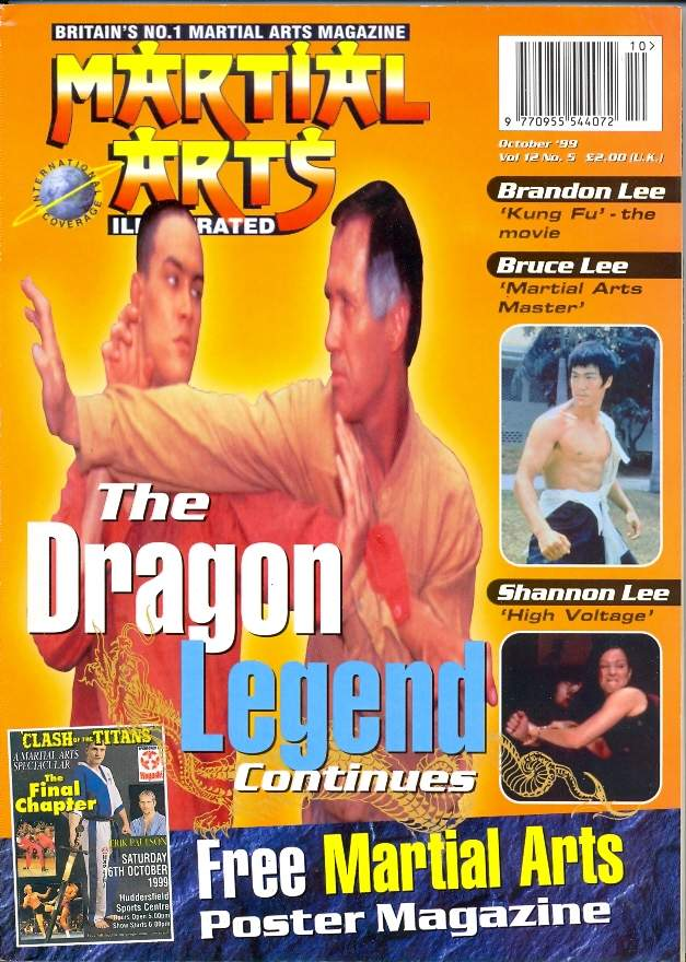 10/99 Martial Arts Illustrated (UK)