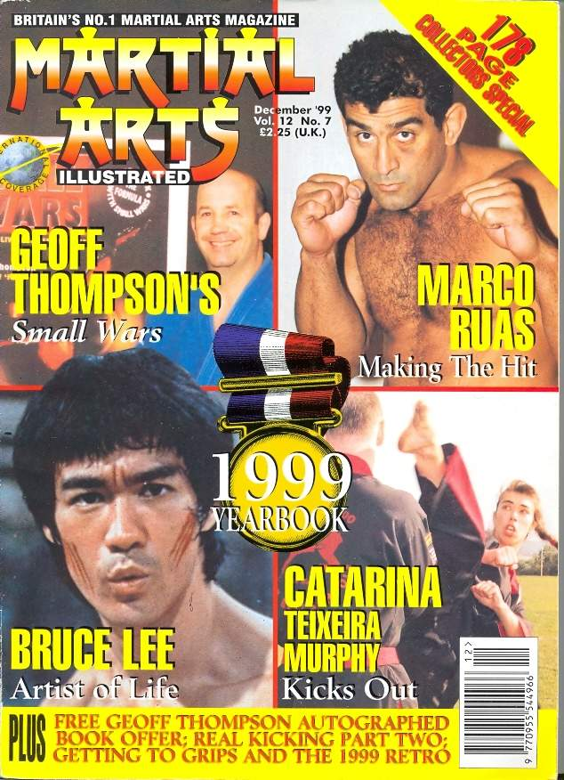 12/99 Martial Arts Illustrated (UK)