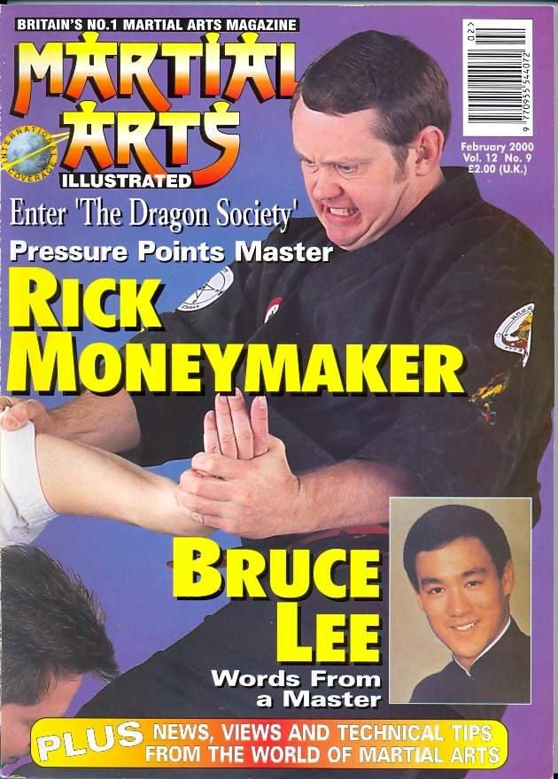 02/00 Martial Arts Illustrated (UK)