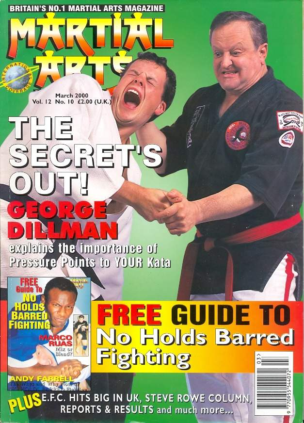 03/00 Martial Arts Illustrated (UK)