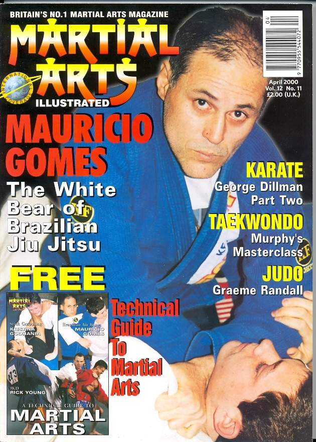 04/00 Martial Arts Illustrated (UK)