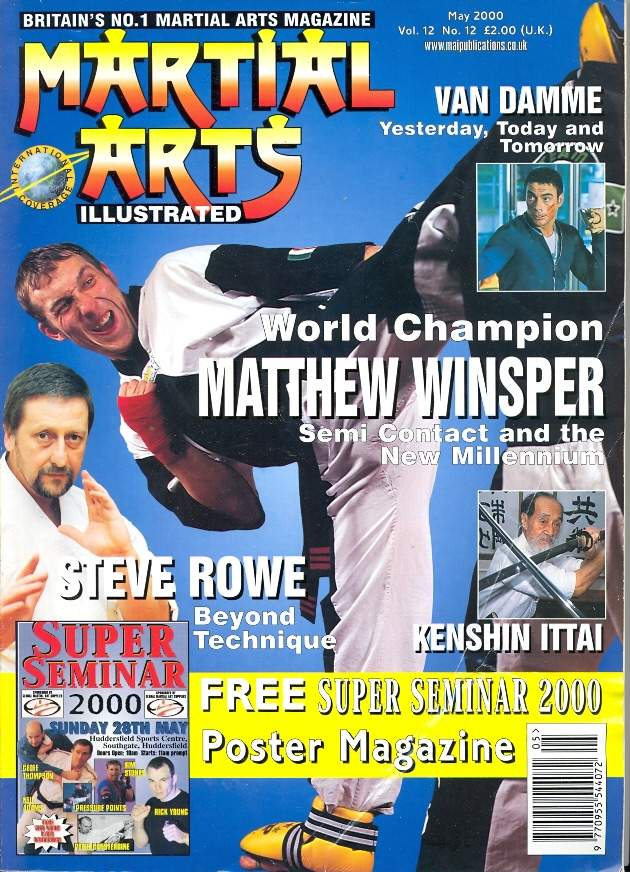 05/00 Martial Arts Illustrated (UK)