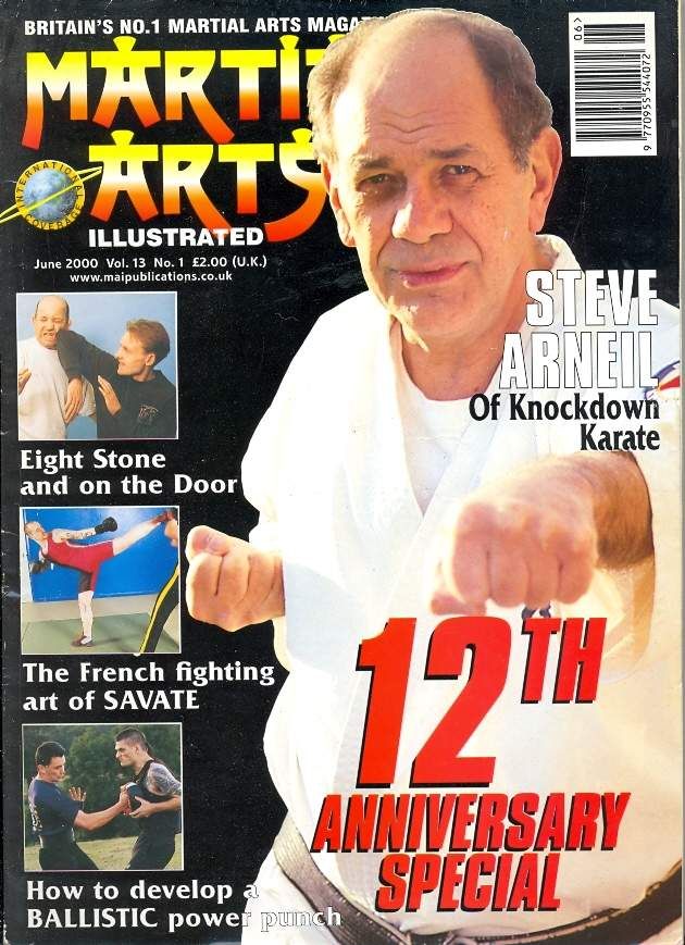 06/00 Martial Arts Illustrated (UK)