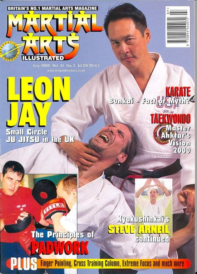 07/00 Martial Arts Illustrated (UK)