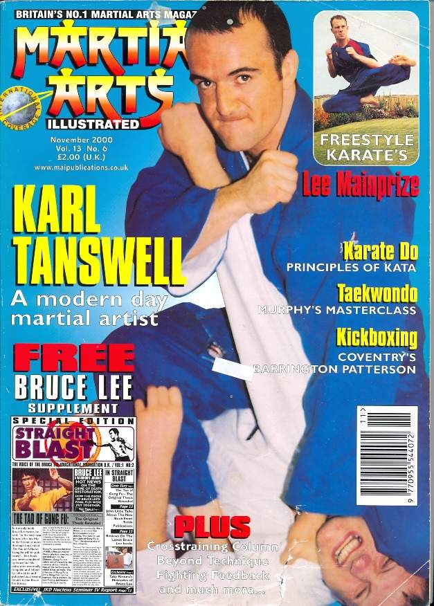 11/00 Martial Arts Illustrated (UK)