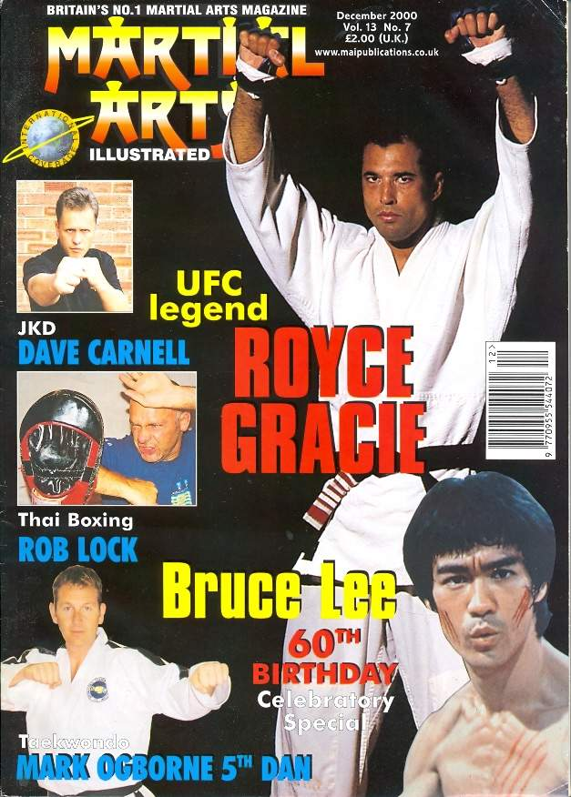 12/00 Martial Arts Illustrated (UK)