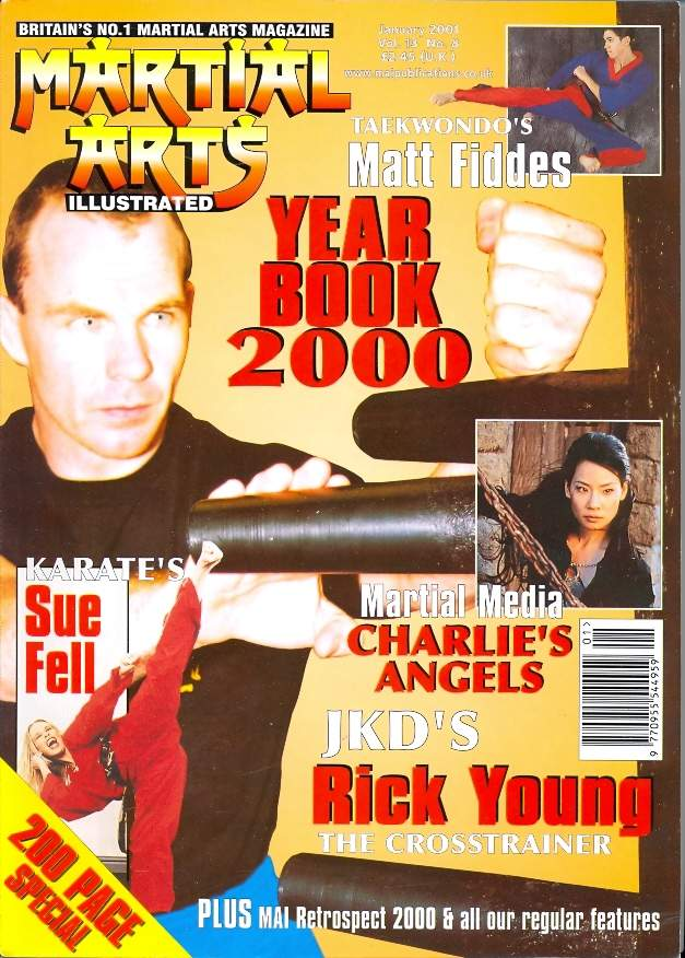01/01 Martial Arts Illustrated (UK)