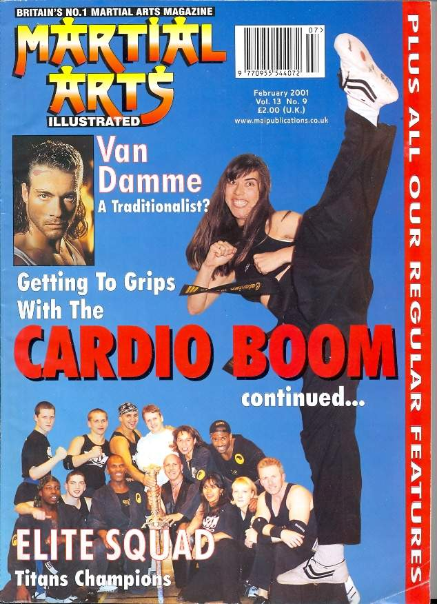 02/01 Martial Arts Illustrated (UK)
