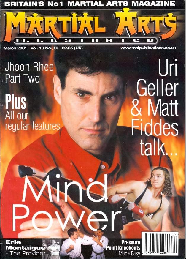 03/01 Martial Arts Illustrated (UK)