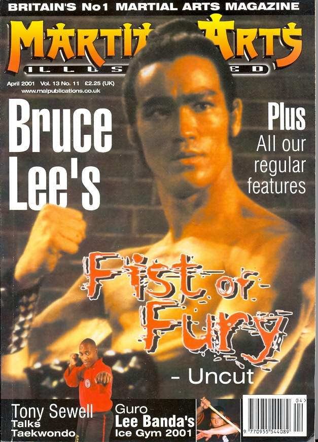04/01 Martial Arts Illustrated (UK)