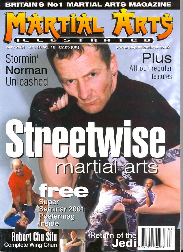 05/01 Martial Arts Illustrated (UK)