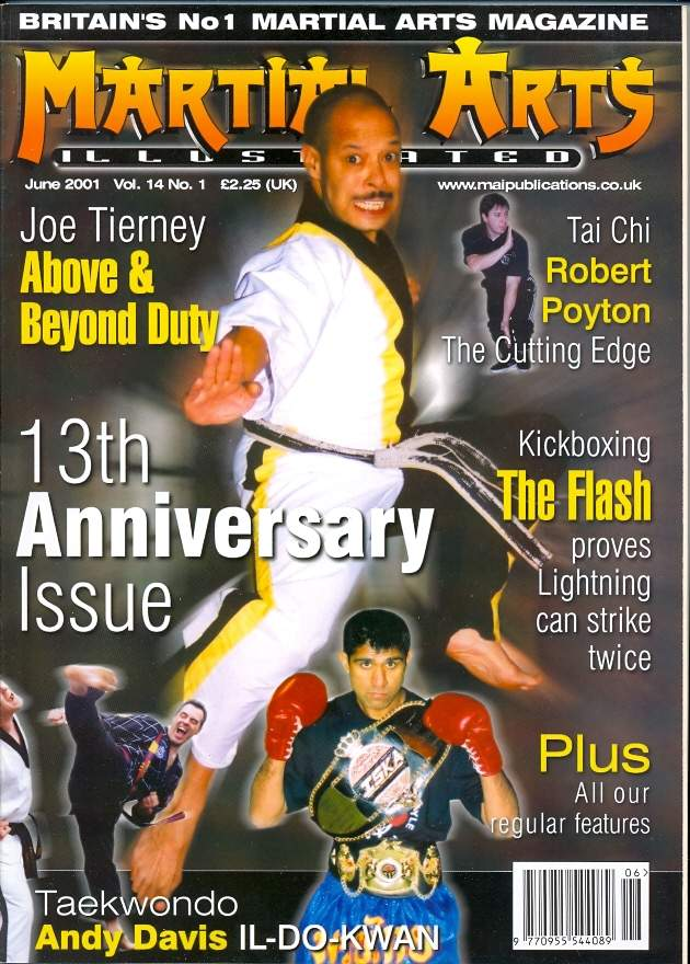 06/01 Martial Arts Illustrated (UK)