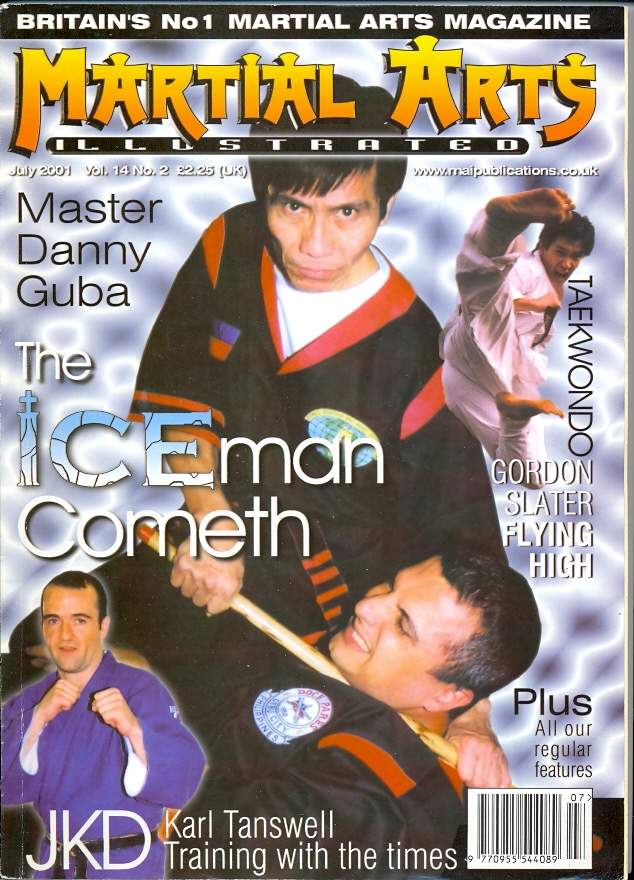 07/01 Martial Arts Illustrated (UK)