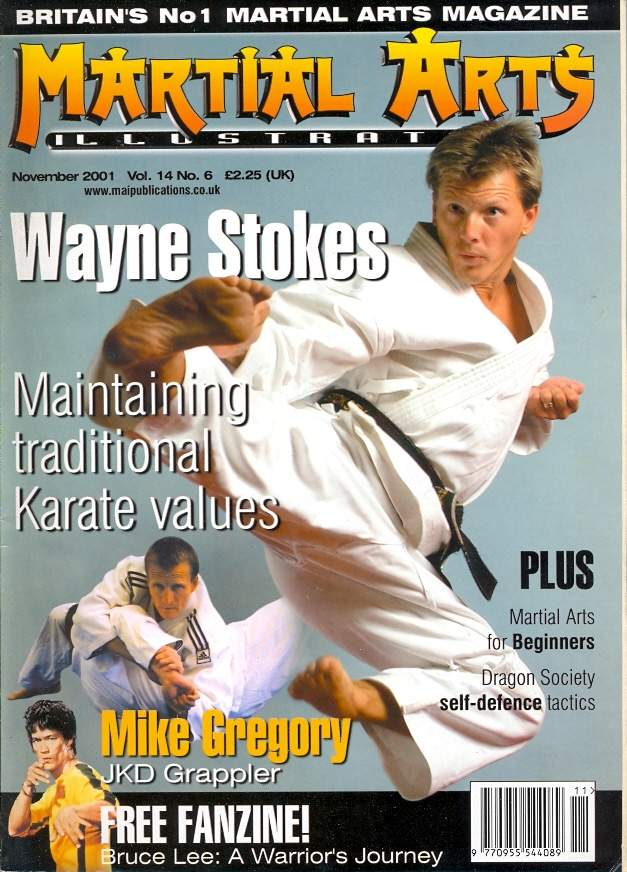 11/01 Martial Arts Illustrated (UK)