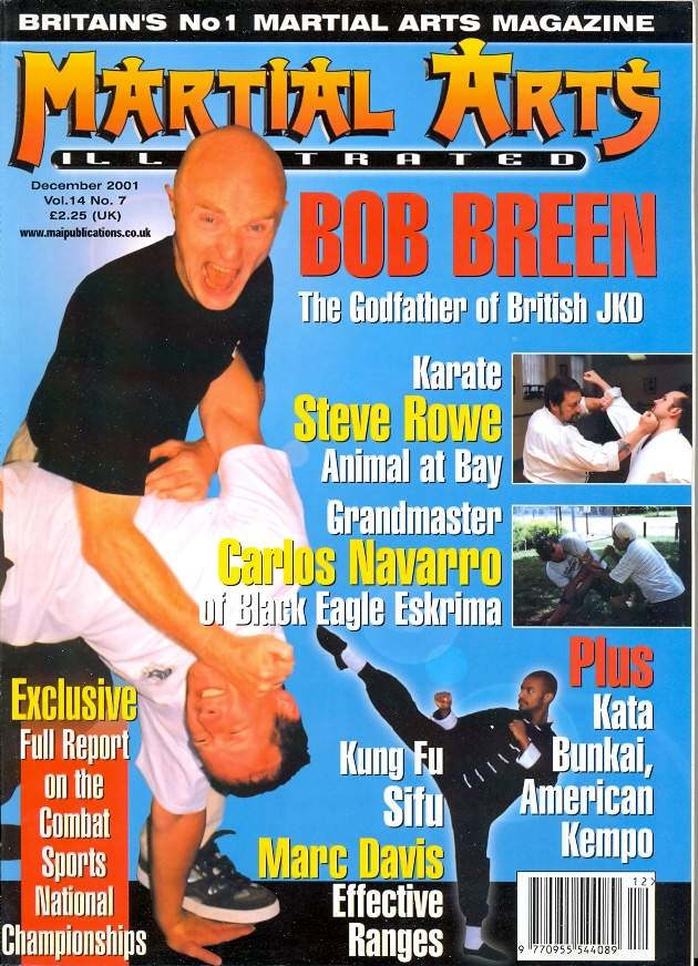 12/01 Martial Arts Illustrated (UK)