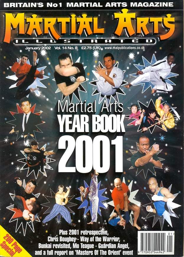 01/02 Martial Arts Illustrated (UK)