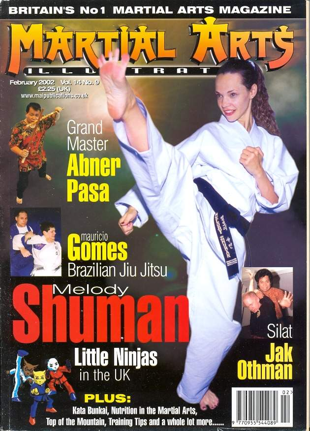 02/02 Martial Arts Illustrated (UK)