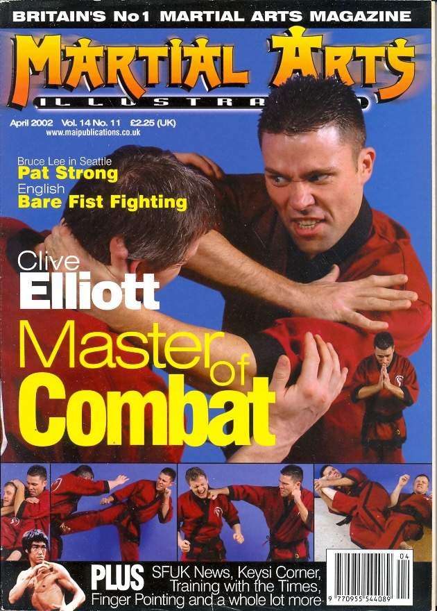04/02 Martial Arts Illustrated (UK)