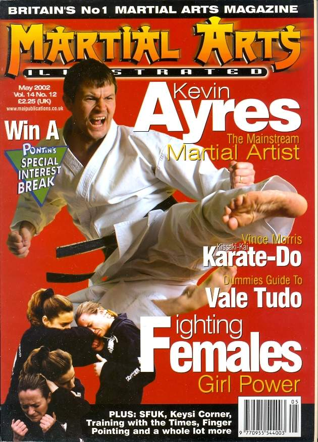 05/02 Martial Arts Illustrated (UK)
