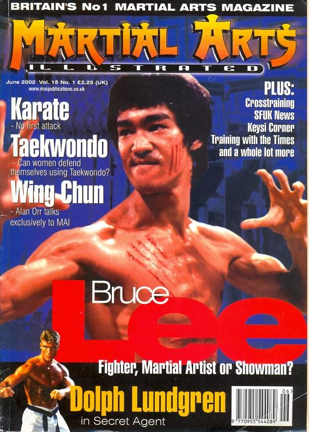 06/02 Martial Arts Illustrated (UK)