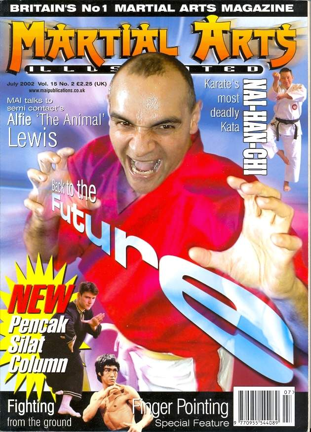07/02 Martial Arts Illustrated (UK)