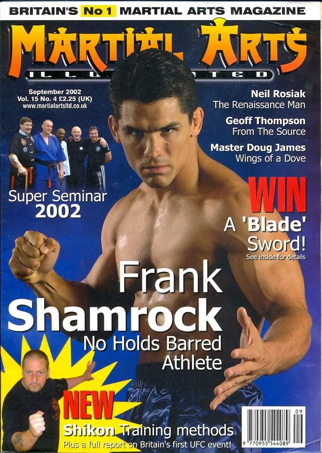 09/02 Martial Arts Illustrated (UK)