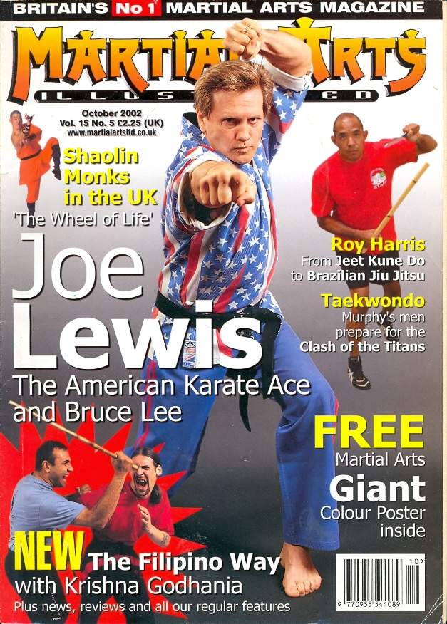 10/02 Martial Arts Illustrated (UK)
