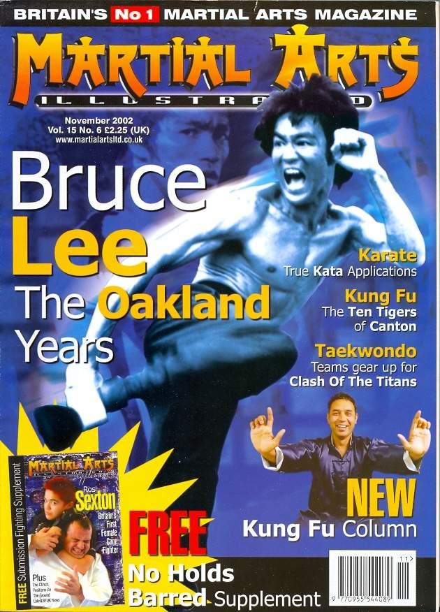 11/02 Martial Arts Illustrated (UK)