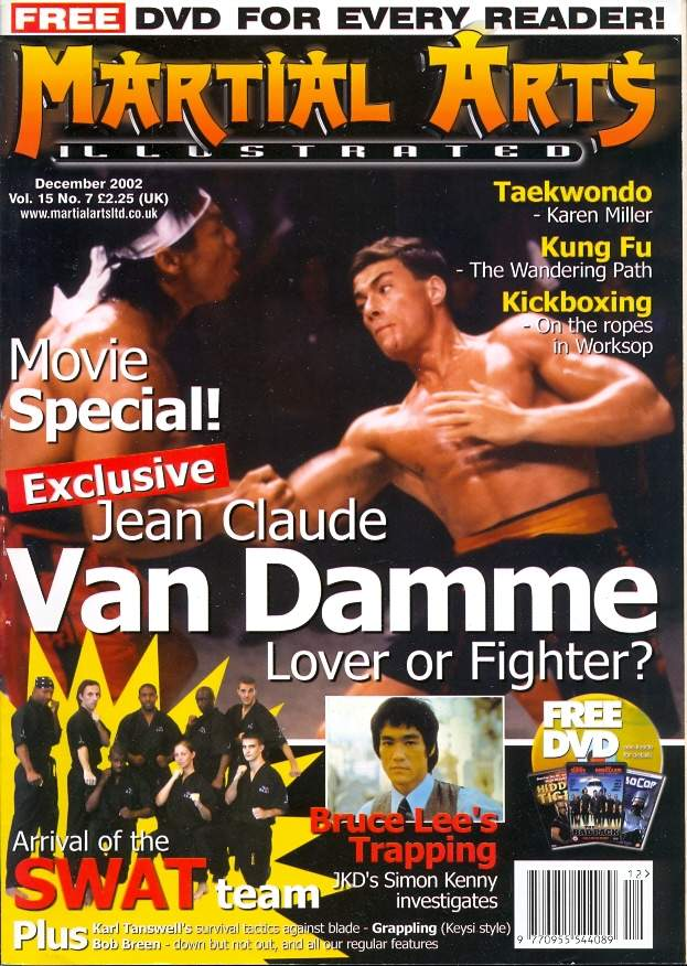 12/02 Martial Arts Illustrated (UK)