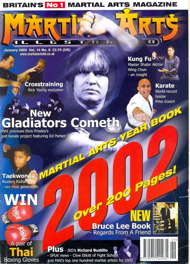01/03 Martial Arts Illustrated (UK)