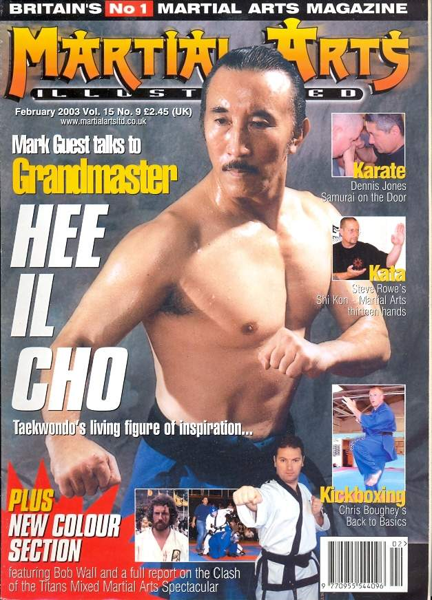 02/03 Martial Arts Illustrated (UK)
