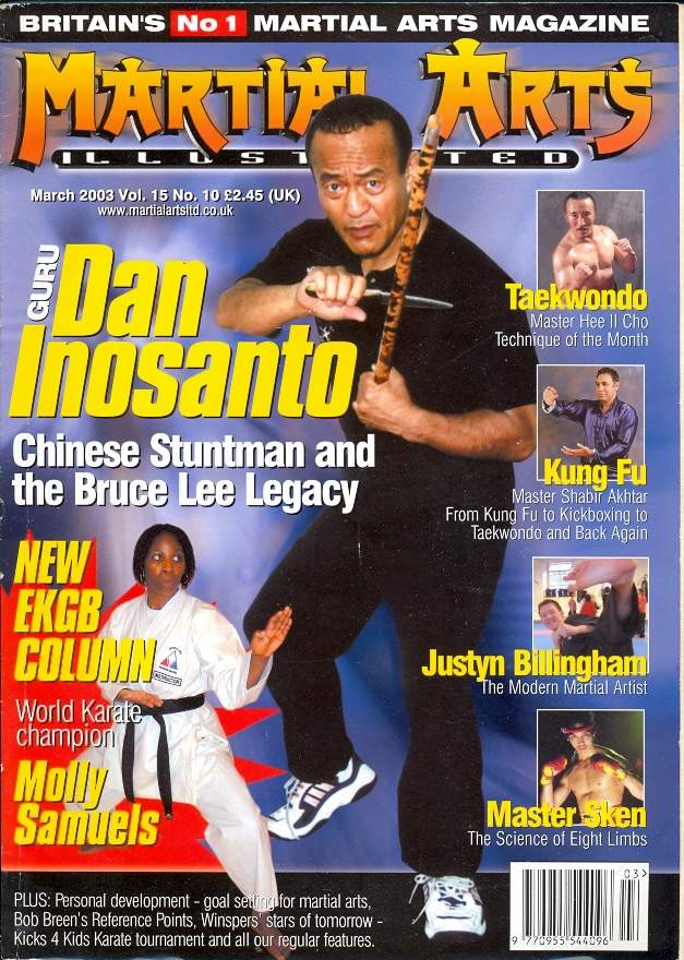 03/03 Martial Arts Illustrated (UK)