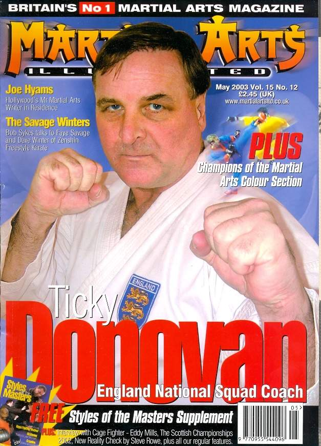 05/03 Martial Arts Illustrated (UK)