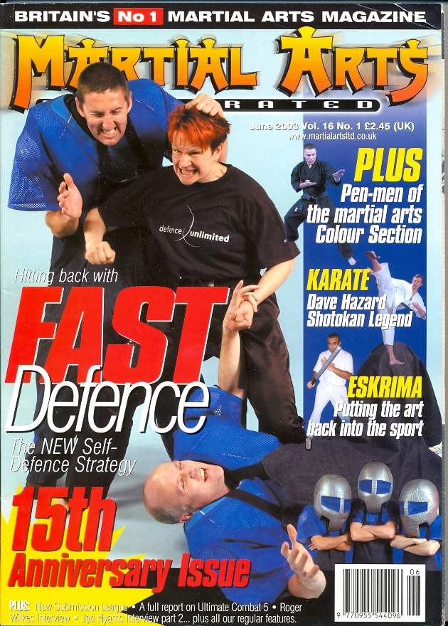 06/03 Martial Arts Illustrated (UK)