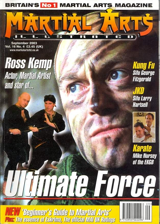 09/03 Martial Arts Illustrated (UK)